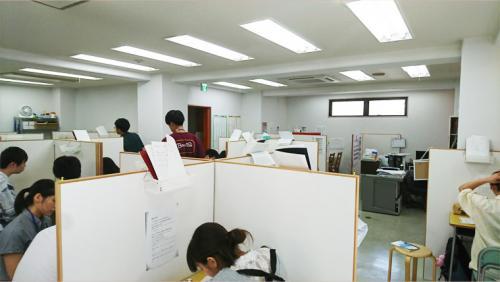 授業風景6-三鷹個別学習会
